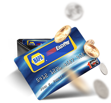 NAPA EasyPay | Professional Automotive Service LLC